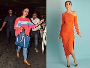 Kareena Kapoor Khan S Airport Look And Photoshoot