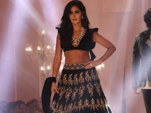 Katrina Kaif Stuns As Manish Malhotra S Showstopper At Lfw