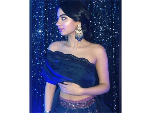 Khushi Kapoor In A Modern Attire For A Wedding In Bali