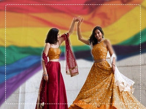 Same Gender Couple From India And Pakistan Mends All Barriers