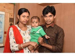 Surgeons In Bangalore Hospital Removed Foetus Like Tumour From 7 Month Old Baby