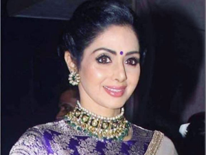 Sridevi As A Connoisseur Of Beauty
