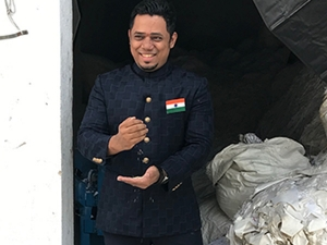Seedpaper India Promotes Plastic Free Independence Day Celebrations