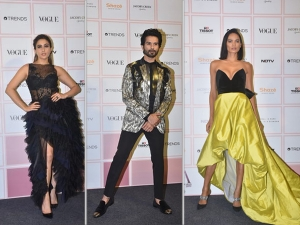 Sara Ali Khan And Other Best Dressed Celebs At Vogue Beauty Awards