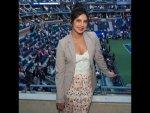 Priyanka Chopra Jonas In A Pretty Attire For The Us Open