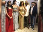 Janhvi Kapoor And Khushi Kapoor Attend Sridevi S Wax Statue Unveiling Event