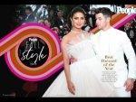 Priyanka Chopra Jonas And Nick Jonas Topped People Magazine S Best Dressed List