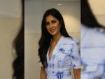 Katrina Kaif Pulls Off A Denim Look At Iifa 2019 Press Conference