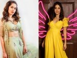 Nushrat Bharucha S Stylish Looks For Dream Girl Promotions