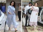 Manikarnika Actress Kangana Ranaut S Salwar Kameez Outfits