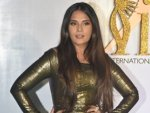 Section 375 Actress Richa Chadha In A Bold Golden Dress At Iifa Rocks