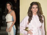 Bollywood Divas At The Zoya Factor Screening In Their Best Outfits