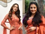 Traditional Orange Outfits From Bollywood Divas For This Navaratri Festival