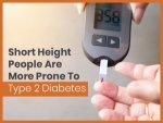 Study Finds Short Height People More Prone To Type 2 Diabetes And Other Diseases