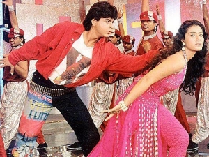 Shah Rukh Khan S Baazigar Look Designed By Gauri Khan