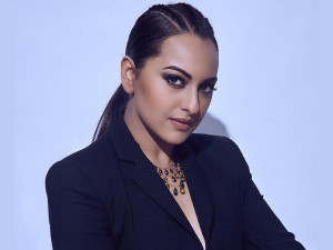 Sonakshi Sinha S Braided Ponytail Is Eye Catching And Practical
