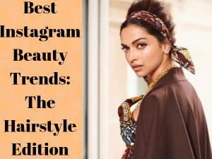 Best Instagram Beauty Trends The Hairstyle Edition
