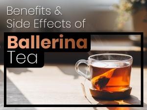 Ballerina Tea Benefits Side Effects