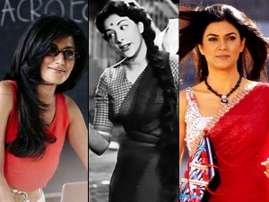 Chitrangda Nargis And Sushmita Sen S Fashion On Teachers Day