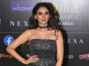 Aditi Rao Hydari S Iifa Awards 2019 Look Is A Hit And Miss