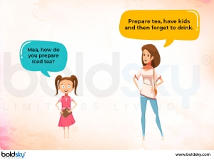 Funny Things Mothers And Daughters Argue With Each Other