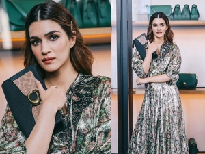 Kriti Sanon Attends New York Fashion Week In This Dress