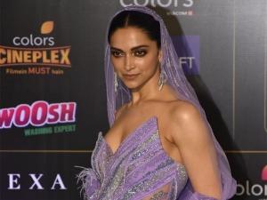 Deepika Padukone S Iifa Awards 2019 Gown Decoded