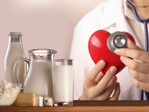 Dairy Products Can Help Your Heart Health