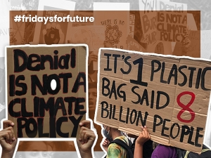 Fridays For Future When Students Adults Of Bangalore Came Together To Demand Climate Justice