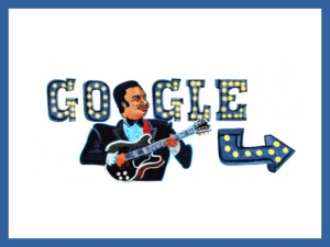 Google Doodle Celebrates Birth Anniversary Of Bb King