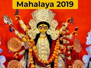 Mahalaya Amavasya 2019 Date Time And Significance