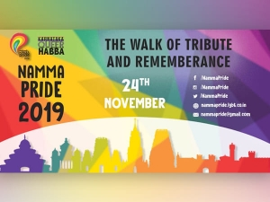 Namma Pride Bengaluru 2019 The Pride March Of Celebration And Acceptance