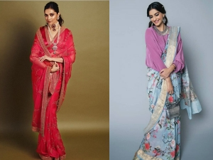 Sari Ideas For Durga Puja From Bollywood Actresses