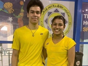 Kuhoo Garg And Dhruv Rawat Won The Mixed Doubles Title