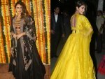 Huma Qureshi And Other Divas In Lehengas For Diwali Bash