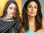 Kareena Kapoor Khan In Polyester Dress And Sara Ali Khan In Coat Dress For Magazine Photoshoots