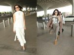 Latest Airport Looks Of Sania Mirza Kangana Ranaut And More