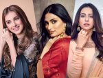 Mouni Roy Zareen Khan And Other Divas Have Diwali Outfit Ideas For Us