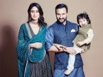 Kareena Kapoor Khan Saif Ali Khan And Taimur In Traditionals For Diwali