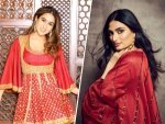 Best Red Ethnic Outfits Of October Month From Bollywood Divas Wardrobe