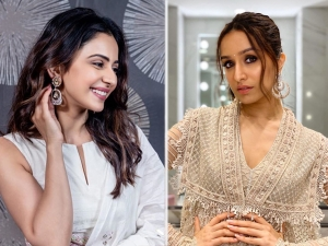 From Rakul Preet Singh To Shraddha Kapoor Bollywood Divas In Traditional Outfits