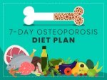 Osteoporosis And Nutrition Diet Plan For Healthy Bones