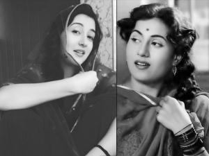Tiktok User Priyanka Kandwal Perfectly Imitates Madhubala