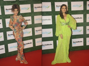 Dia Mirza Kiara Advani And Other Actresses At Asia Spa Awards