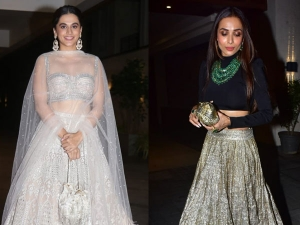 Taapsee Pannu And Other Divas At Jackyy Bhagnani S Diwali Bash