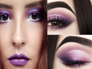 Navratri 2019 Day 8 The Best Two Make Up Looks To Flaunt With Your Purple Attire