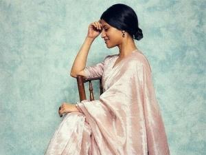 Konkona Sen Sharma In A Sari For The Busan Film Festival In South Korea