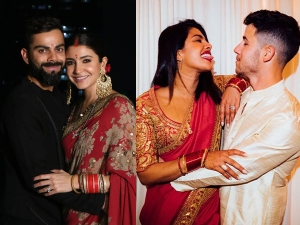 Ethnic Outfits Of Bollywood Divas On Karwa Chauth