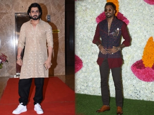 Ethnic Outfits From Famous Celebrities For Men For This Diwali