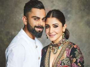 Virat Kohli And Anushka Sharma Amaze Us With Their Diwali Photoshoot In Ethnics
